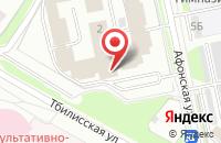 Схема проезда до компании Интерьермассив в Санкт-Петербурге