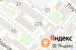 Схема проезда до компании Адвокат Роголев К.А. в Санкт-Петербурге