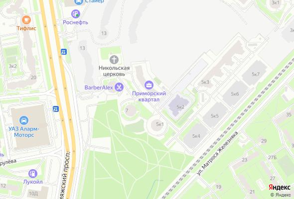 продажа квартир Приморский квартал