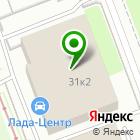 Местоположение компании АВТОЦЕНТР ГРАНД МОТОРС