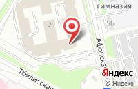 Схема проезда до компании Морское Сияние в Санкт-Петербурге