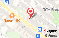 Схема проезда до компании Секонд-хенд в Подольске