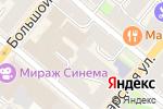 Схема проезда до компании Ирбис-studio в Санкт-Петербурге