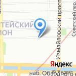 СтекМаркет на карте Санкт-Петербурга