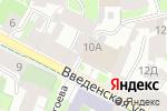 Схема проезда до компании Почта Банк, ПАО в Санкт-Петербурге