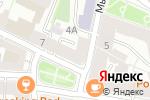 Схема проезда до компании Центр социальной помощи семье и детям Петроградского района в Санкт-Петербурге
