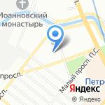 Электронные торги и безопасность на карте Санкт-Петербурга