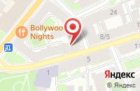 Схема проезда до компании Бест-стаф в Санкт-Петербурге