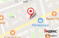 Схема проезда до компании БЭР в Новодвинске