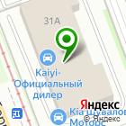 Местоположение компании АВТОЦЕНТР ШУВАЛОВО-МОТОРС