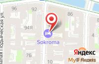 Схема проезда до компании Формальный Театр в Санкт-Петербурге