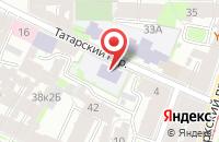 Схема проезда до компании Лкс в Санкт-Петербурге