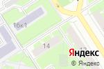 Схема проезда до компании Магнолия в Санкт-Петербурге
