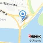 Chocolate point на карте Санкт-Петербурга