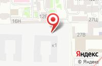 Схема проезда до компании Август в Санкт-Петербурге