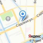 Для тебя на карте Санкт-Петербурга