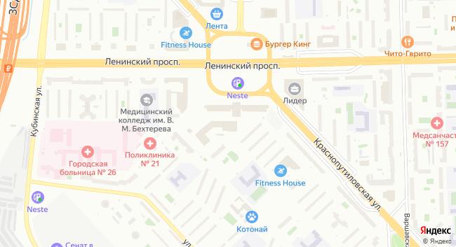 Бизнес-центр «Ленинский» - превью 2