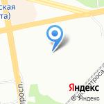 Петровский Кондитерский Дом на карте Санкт-Петербурга