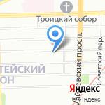 Детский сад №130 на карте Санкт-Петербурга