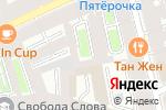 Схема проезда до компании Бехтерев в Санкт-Петербурге