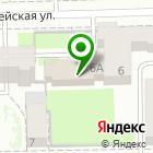 Местоположение компании ПРОЕКТНОЕ БЮРО №1