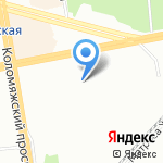 FineFloor на карте Санкт-Петербурга