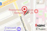 Схема проезда до компании МиниМаг в Кольцово
