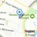 С-Электроника на карте Санкт-Петербурга