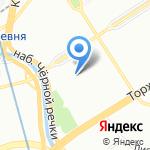 Санкт-Петербургский государственный институт культуры на карте Санкт-Петербурга