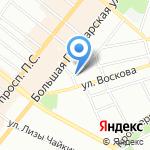 Правительство Хабаровского края на карте Санкт-Петербурга