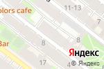 Схема проезда до компании ЭТИМ, ЗАО в Санкт-Петербурге
