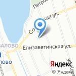 Вижен-Софт на карте Санкт-Петербурга