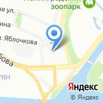 Нестандарт на карте Санкт-Петербурга
