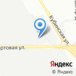 РиверПласт на карте Санкт-Петербурга