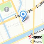 Ветераны спецслужб на карте Санкт-Петербурга