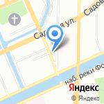 Геликон Северо-Запад на карте Санкт-Петербурга