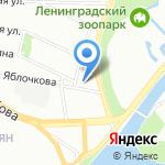 Избранное на карте Санкт-Петербурга