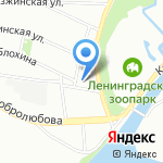 Longstay на карте Санкт-Петербурга