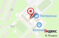 Схема проезда до компании Ателье Костюшко 38 в Санкт-Петербурге