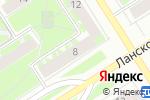 Схема проезда до компании Дом Самоделкина в Санкт-Петербурге