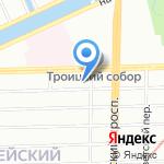 7 Шагов на карте Санкт-Петербурга