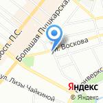 ЮРКОМ на карте Санкт-Петербурга