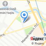 АКБиг 5 на карте Санкт-Петербурга