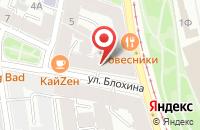 Схема проезда до компании Рум в Санкт-Петербурге