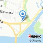 Академия вина на карте Санкт-Петербурга