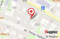 Схема проезда до компании Геомаг в Санкт-Петербурге