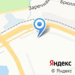 Суздальский на карте Санкт-Петербурга