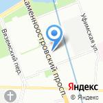 D`ELLE VOGUE на карте Санкт-Петербурга