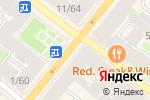 Схема проезда до компании Technogym в Санкт-Петербурге