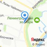 Repeat Story на карте Санкт-Петербурга